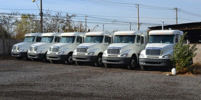 Camiones nuevos para División Frigorifico