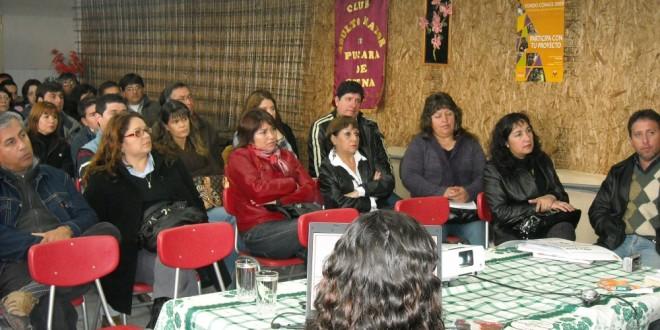 Holding CCT realiza charla de Prevención de drogas en Trabajadores y Familia