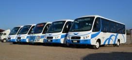 Compra de nuevos buses interurbanos