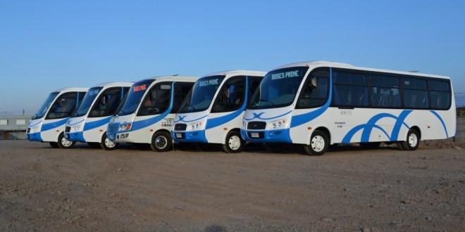 Transporte Interurbano de Pasajeros