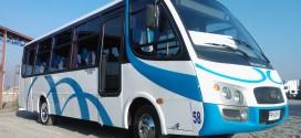 Holding CCT adquiere nuevo bus interurbano